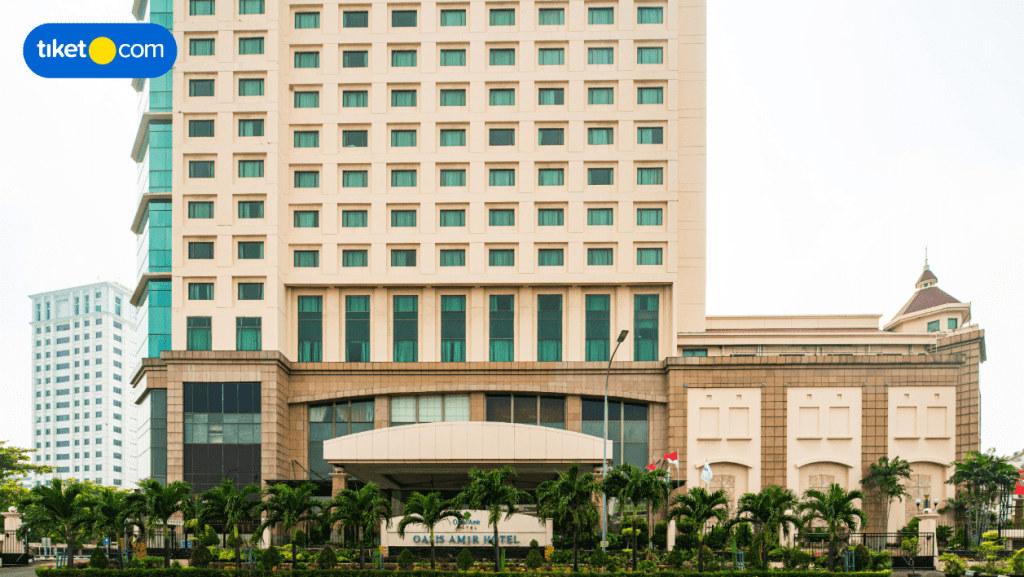 Oasis Amir Hotel, Jakarta Pusat