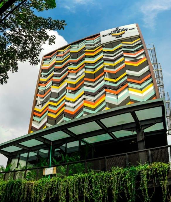 RedDoorz Premium @ Hotel Hebat, Bandung