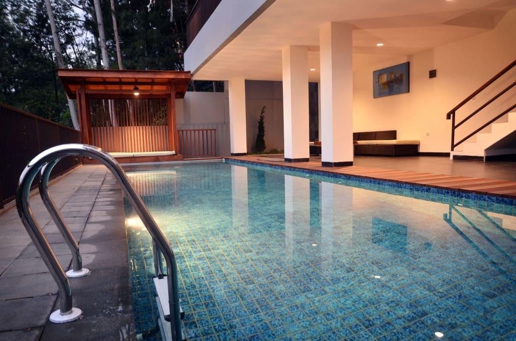 Cempaka 2 Villa Dago Private Pool, Bandung