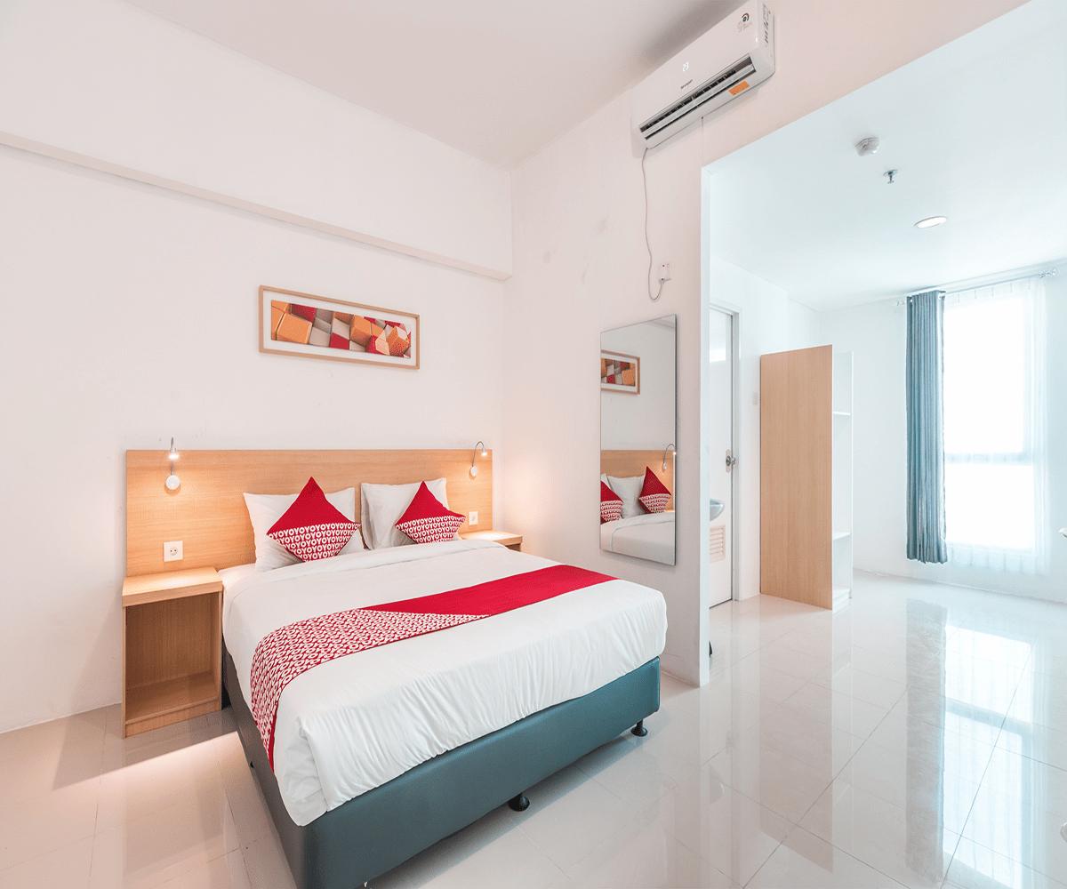 OYO 1170 Flagship Apartemen The Habitat Karawaci, Tangerang