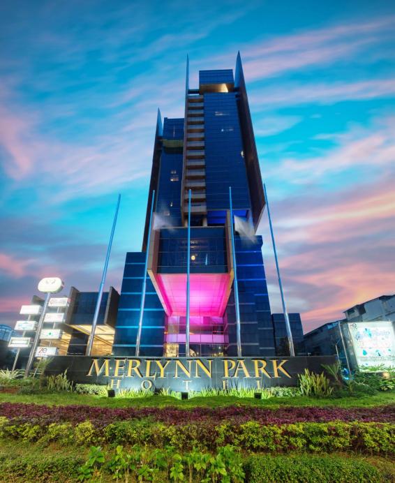 Merlynn Park Hotel,Gambir