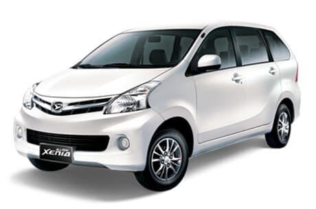 Sewa mobil Daihatsu All New Xenia di Bali
