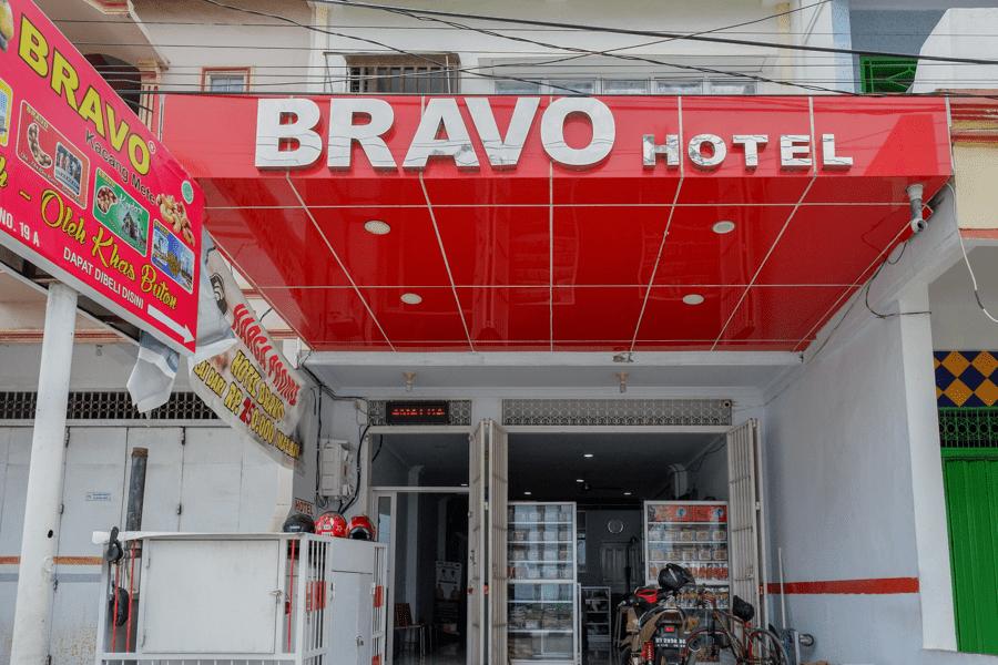 RedDoorz @ Hotel Bravo Bau Bau,Baubau